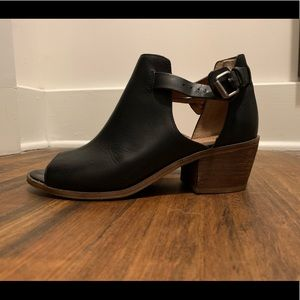 Madewell Leather Booties